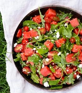 salata rosii