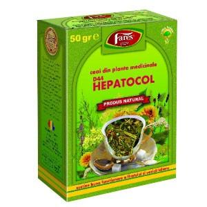 ceai-hepatocol-fares