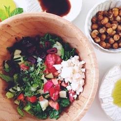salata greceasa