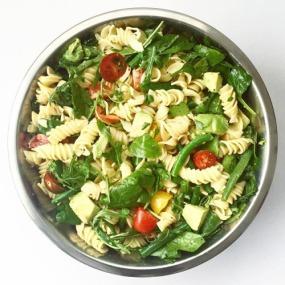 pasta veg